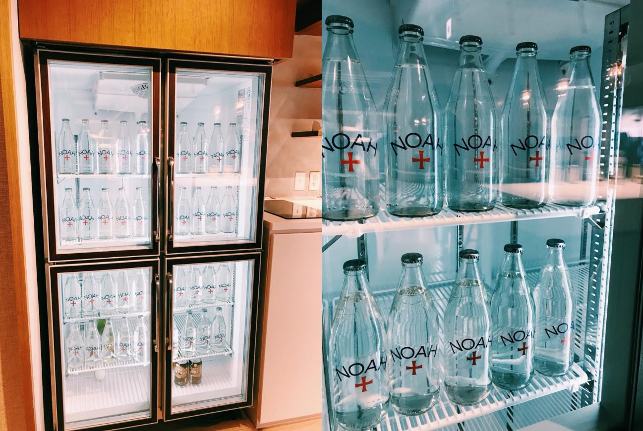 (瓶裝水暫不對外販售)