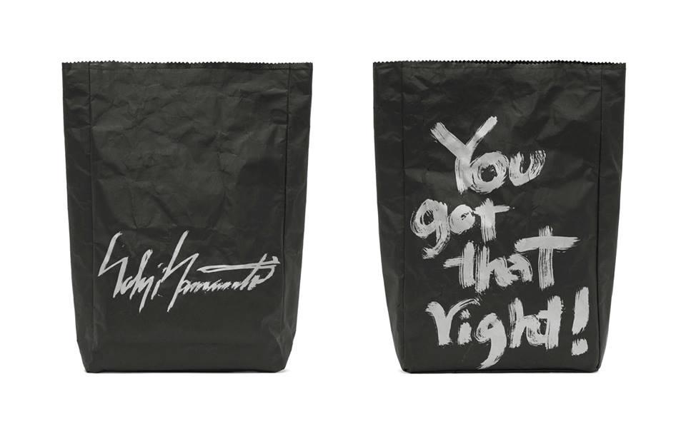 Yohji Yamamoto Bag
