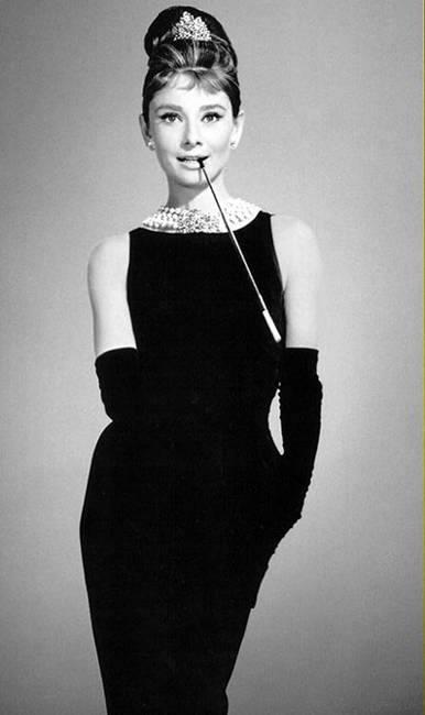 Audrey Hepburn 《蒂凡內早餐》