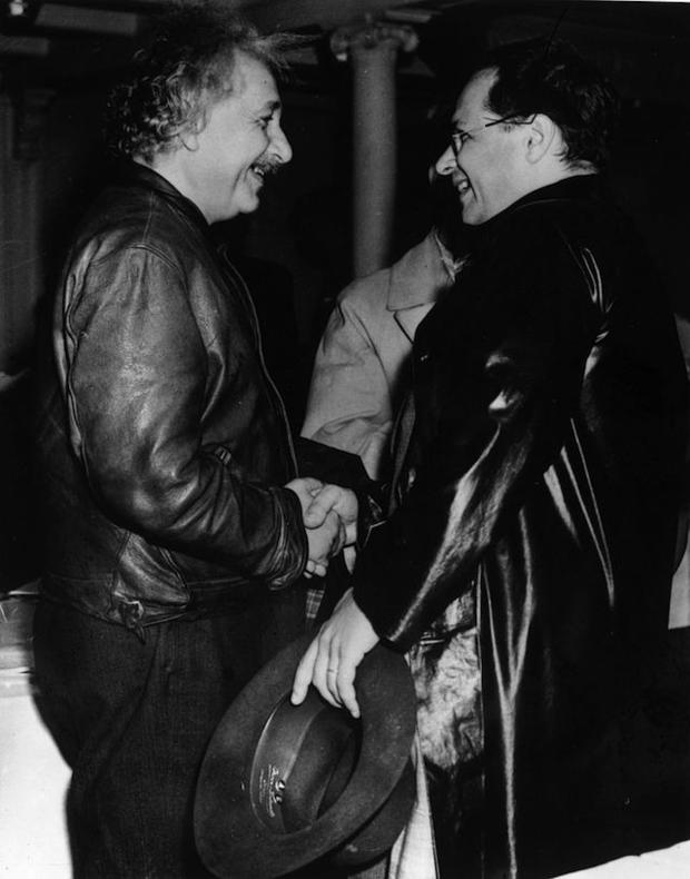 Einstein And Son