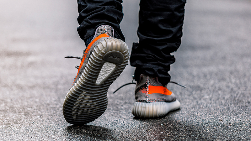 yeezy-boost-350-v2-grey-orange-on-foot-07