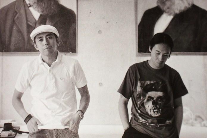 Jun Takahashi & Hiroshi Fujiwara via HYPEBEAST