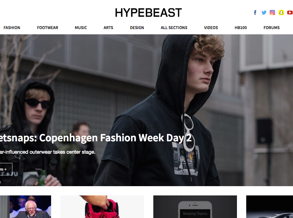 hypebeast cover