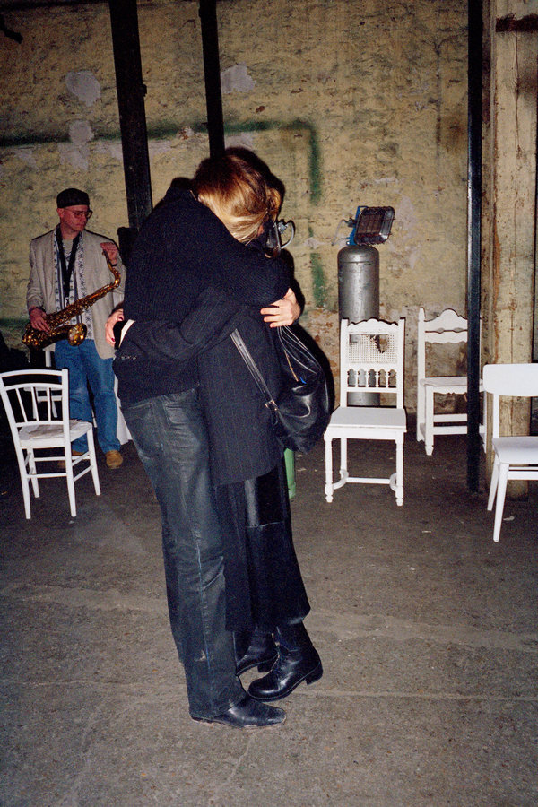 Martin Margiela與Jenny Meriens via T-Magazine