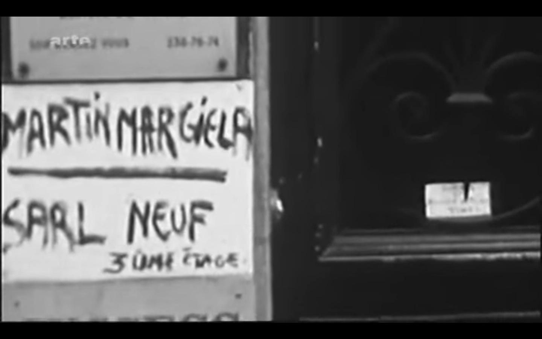 martin margiela sarl neuf