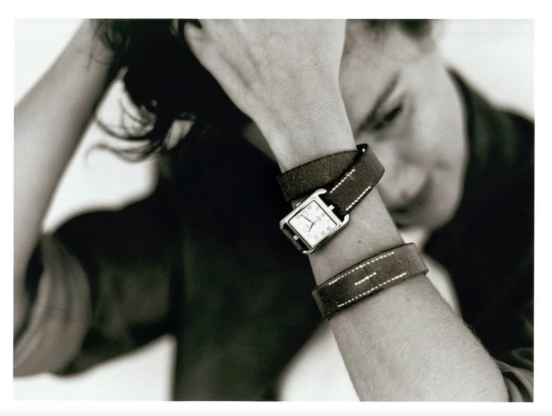 Hermès S/S 1999 Cape Cod watch via dazeddigital