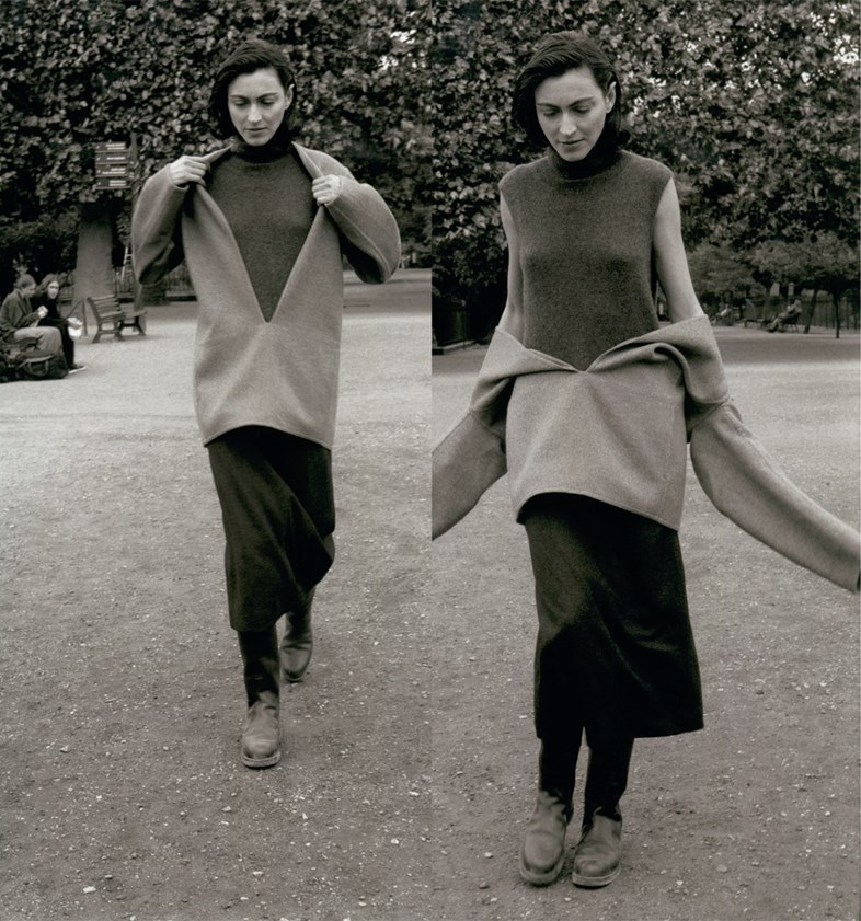 Hermès A/W 1998-1999 via dazeddigital