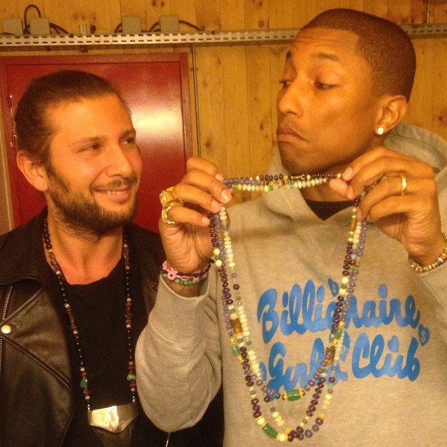 Cyril Bismuth &  Pharrell Williams