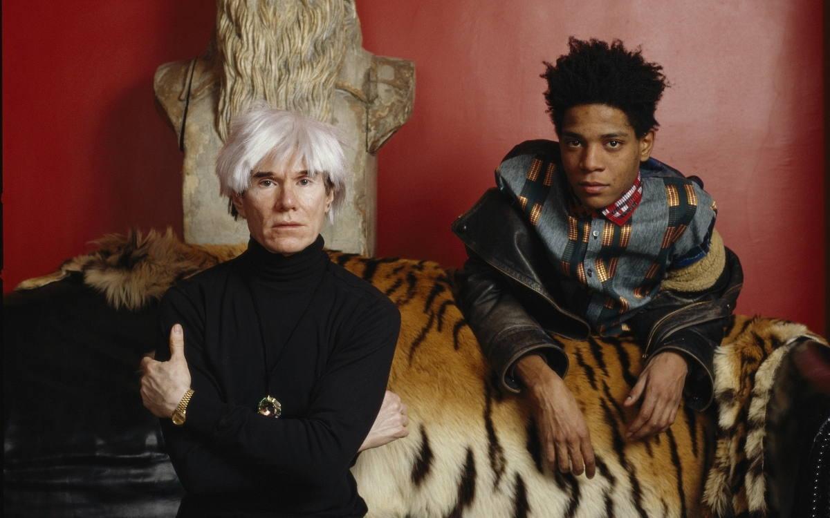 Jean-Michel-Basquiat-Andy-Warhol-by-Lizzie-Himmel