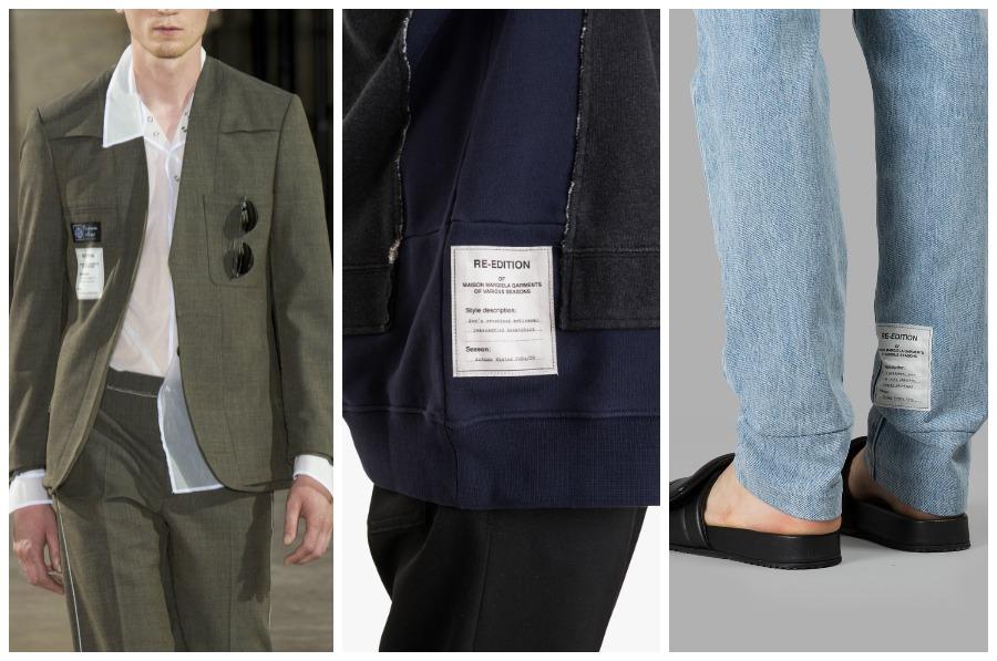 Masion Margiela Menswear 2017 S/S
