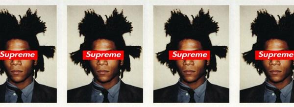 Supreme x Jean-Michel Basquiat