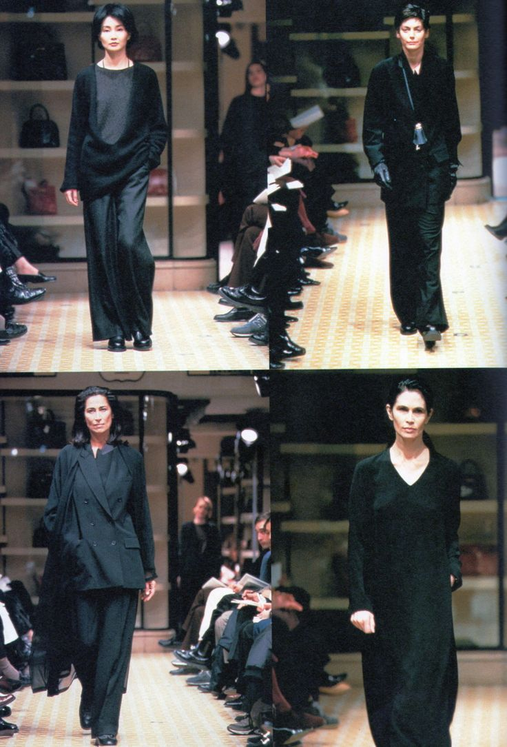 Hermes F/W 1998 via Pinterest