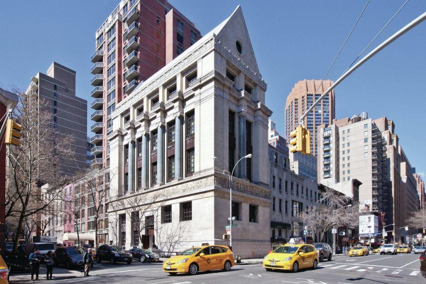 Dover Street Market New York via Architect Magazine