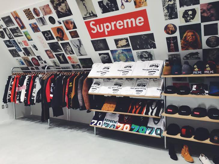 Supreme in DSMNY via Supex Magazine