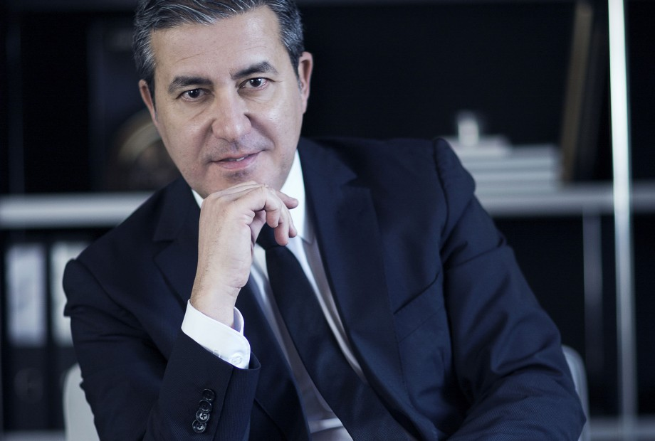 Antonio Calce, CEO of Girard-Perregaux
