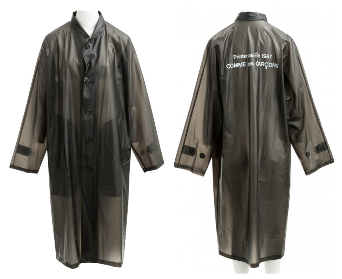 Waterproof As Boys ;, Spring-Summer 1987, Staff collection uniform
