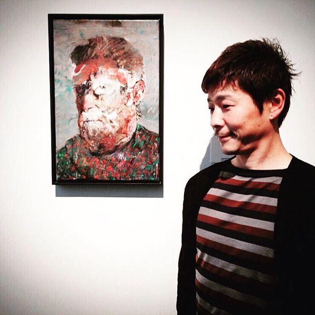 Adrian Ghenie《Self-Portrait 自畫像》,260萬美元。