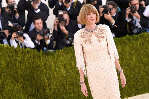 Anna Wintour via The Spectator
