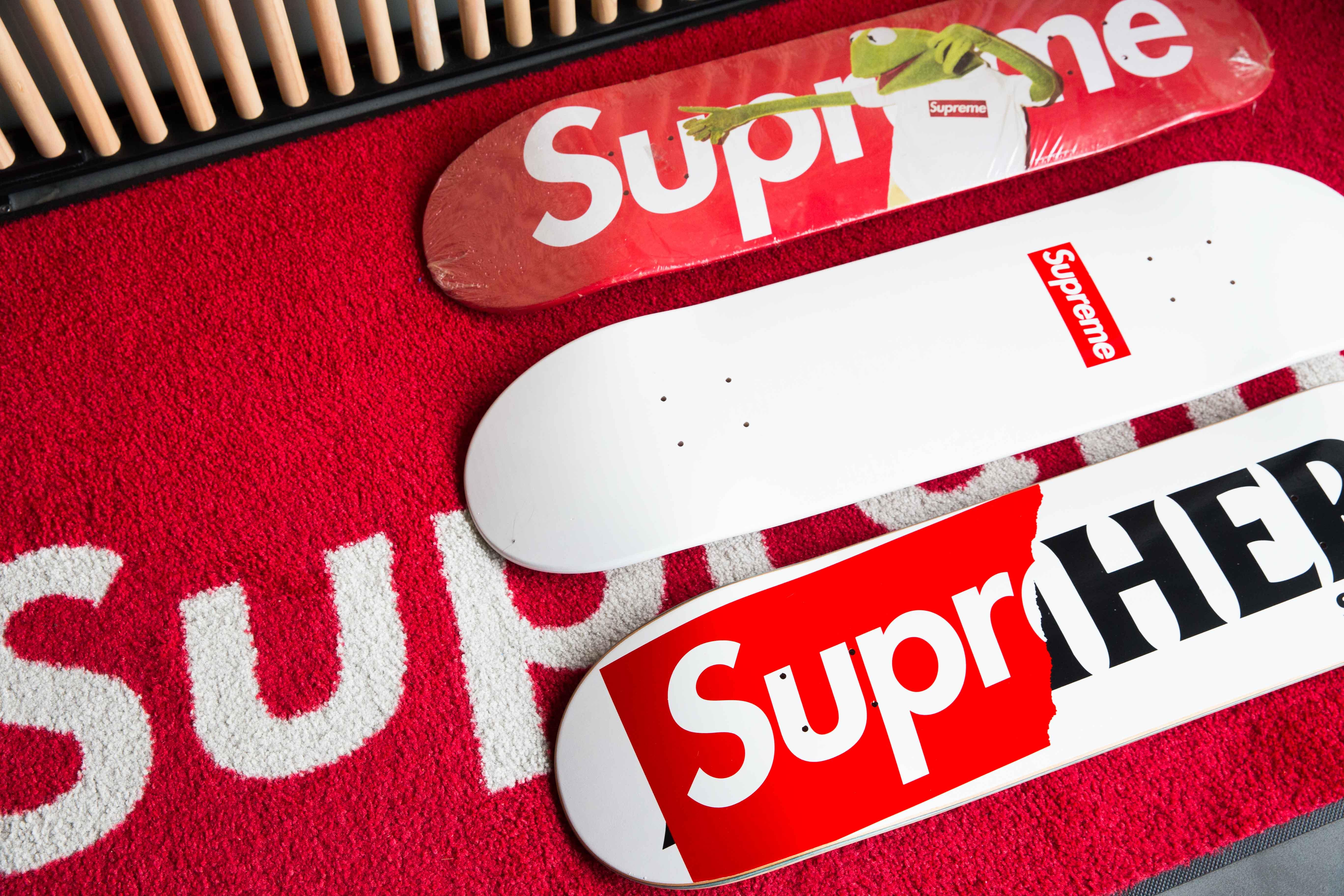 Supreme decks
