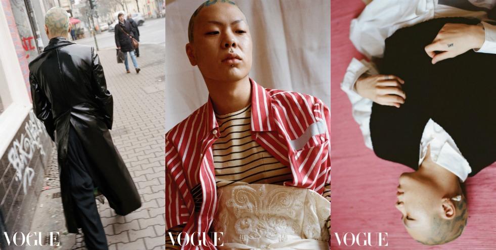 Oh Hyuk吳赫 for Vogue Korea
