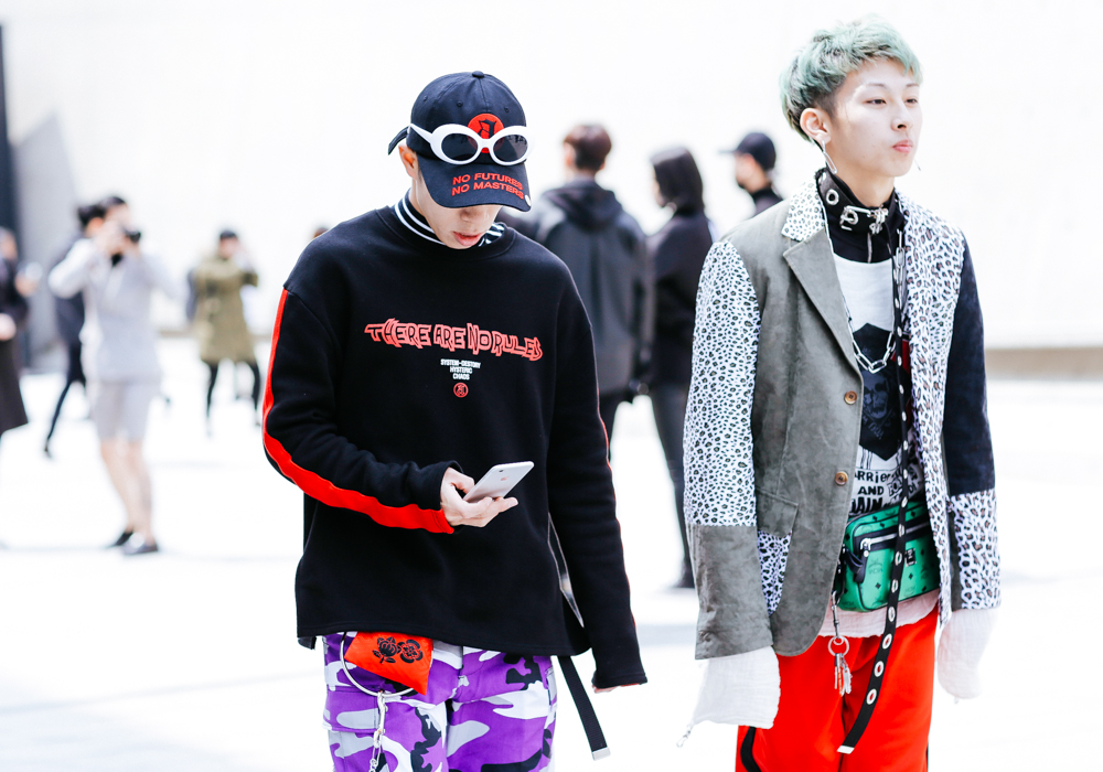 2017 F/W  SEOUL FASHION WEEK  By  buro247