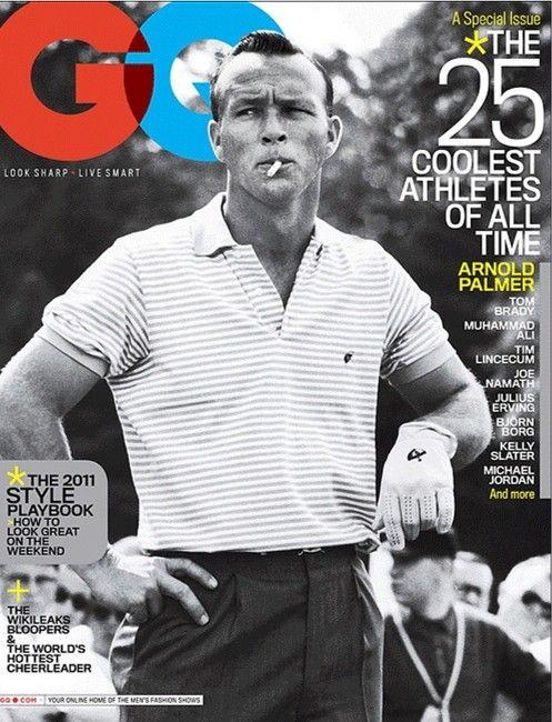 GQ US 2011年2月號封面