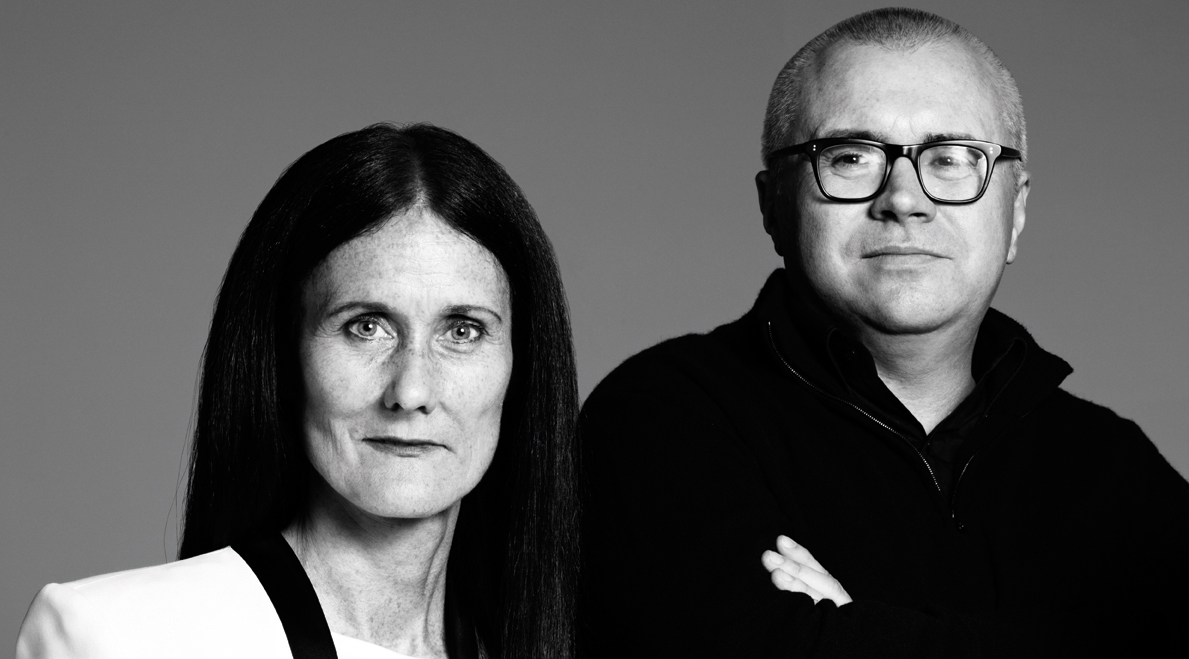 Ed Filipowsk與Julie Mannion