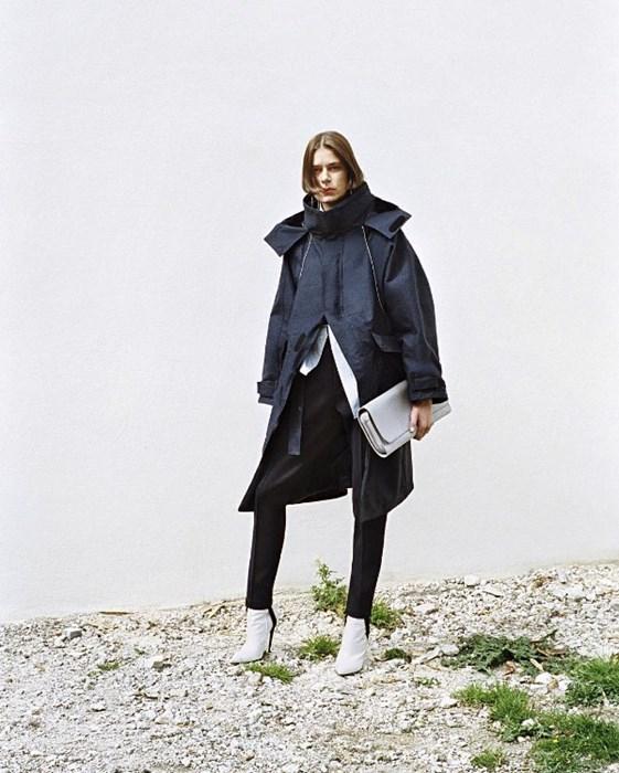 Balenciaga AW16 campaignPhotography Mark Borthwick