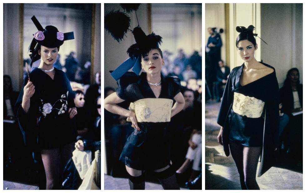 John Gallian 1994 F/W via Vogue
