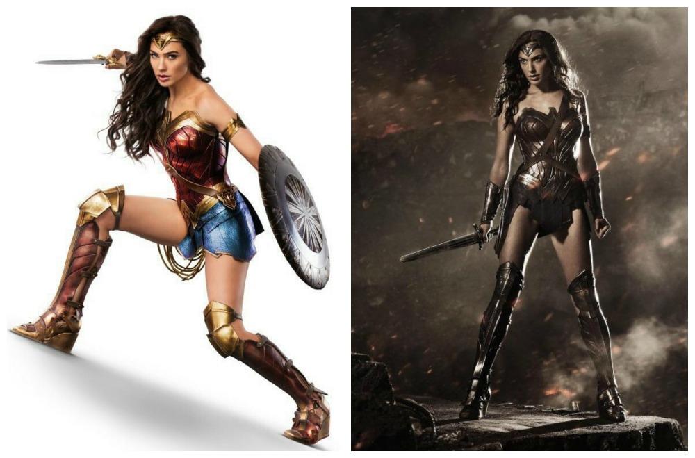 《神力女超人》v.s 《蝙蝠俠對超人:正義曙光》