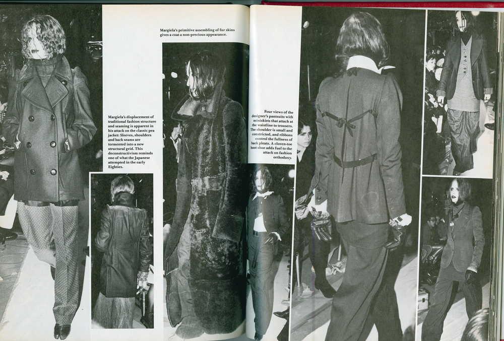 已故的街拍攝影大師 Bill Cunningham 在 1989 年《Details》雜誌上整理出現,他對此表示:「欲罷不能。」