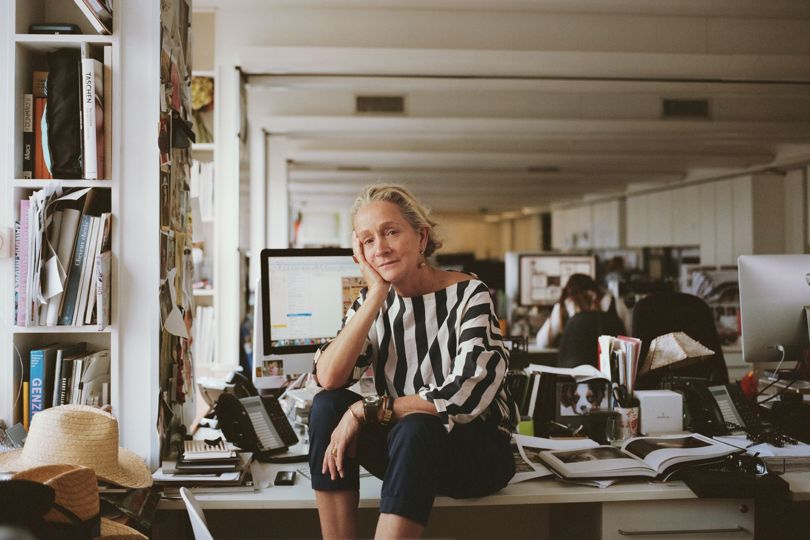 前英國版《Vogue》時尚總監 Lucinda Chambers