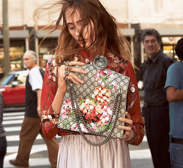 Gucci 2015 F/W Ad