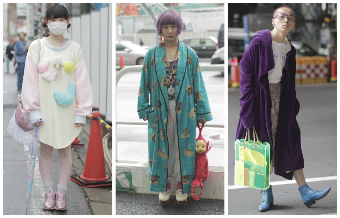 2017 S/S Tokyo Fashion Week Street Style