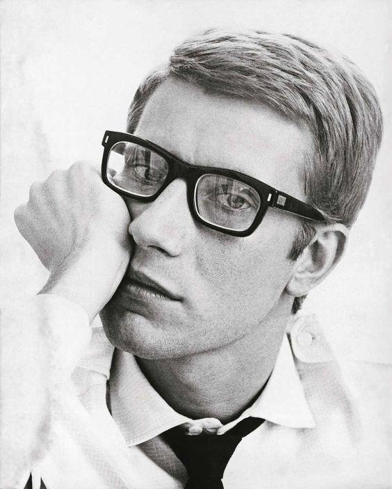 Yves Saint Laurent, 1964 via Maurice Hogenboom
