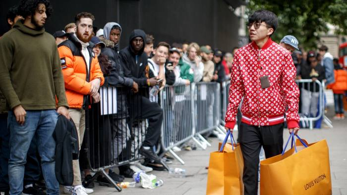 Jae Sung, LV x Supreme, via ft.com