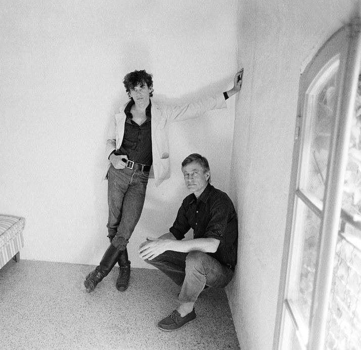 Sam Wagstaff & Robert Mapplethorpe