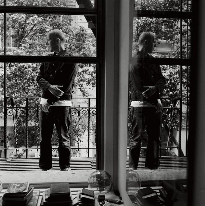 James Jebbia Photographed by Anton Corbijn for Vogue