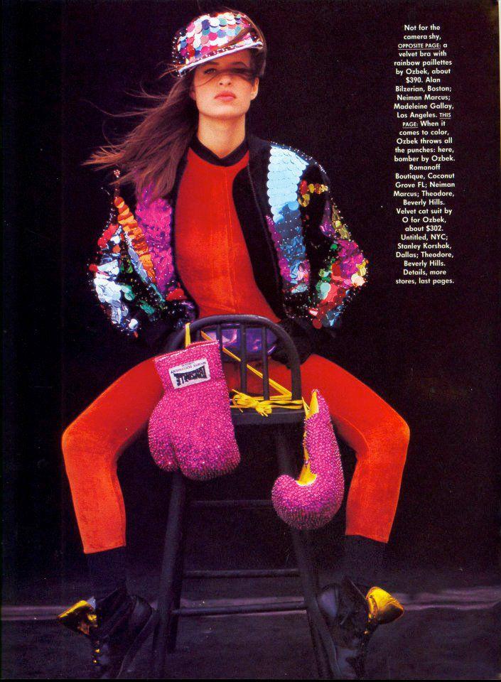 Vogue September 1990