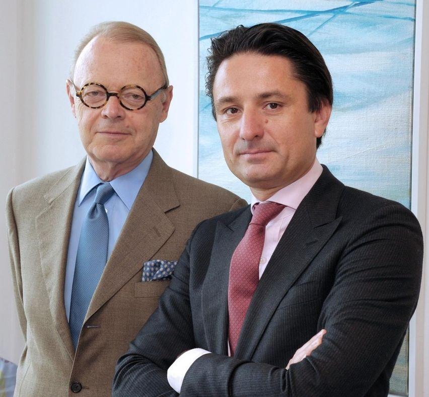 Patrick Thomas & Axel Dumas