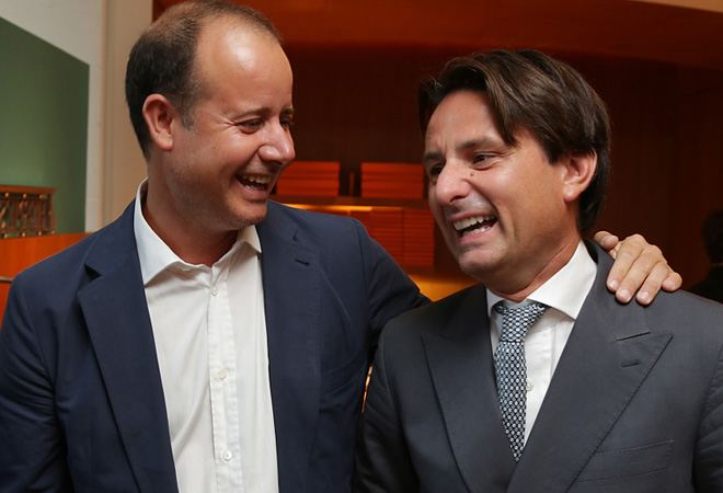 Pierre-Alexis Duma & Axel Dums