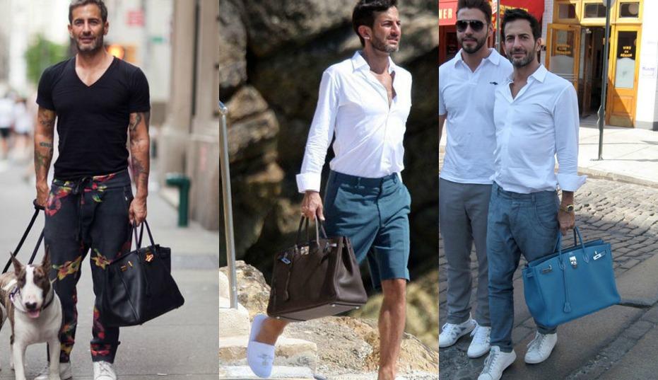 Marc Jacobs Hermes Birkin Bag