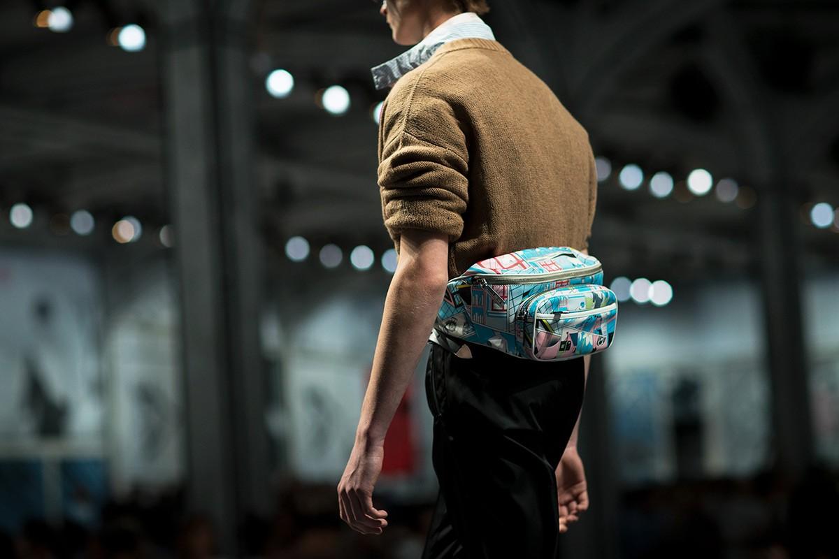 Prada Menswear 2018 S/S