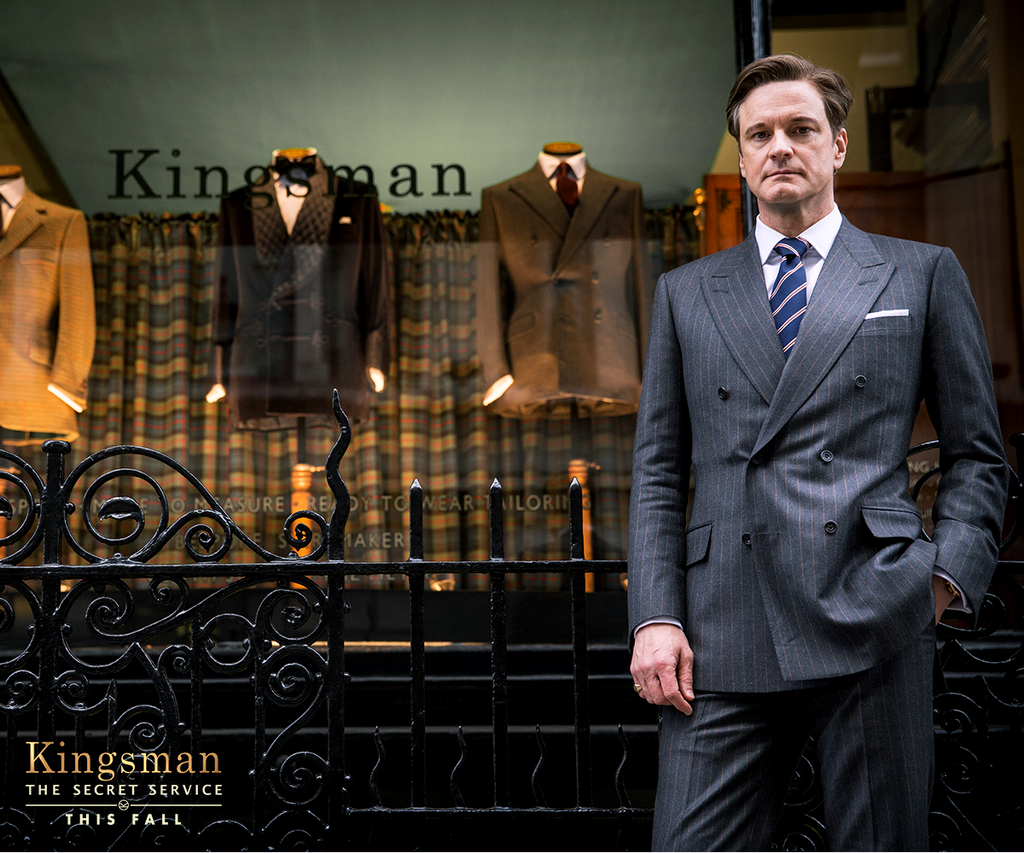 The suit is the modern gentleman's armour
