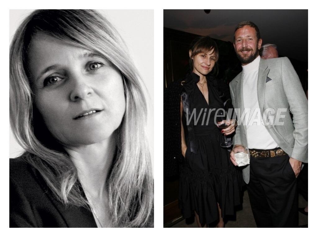圖左: Natasa Cagalj;圖右:Ilaria Icardi & Stefano Pilati