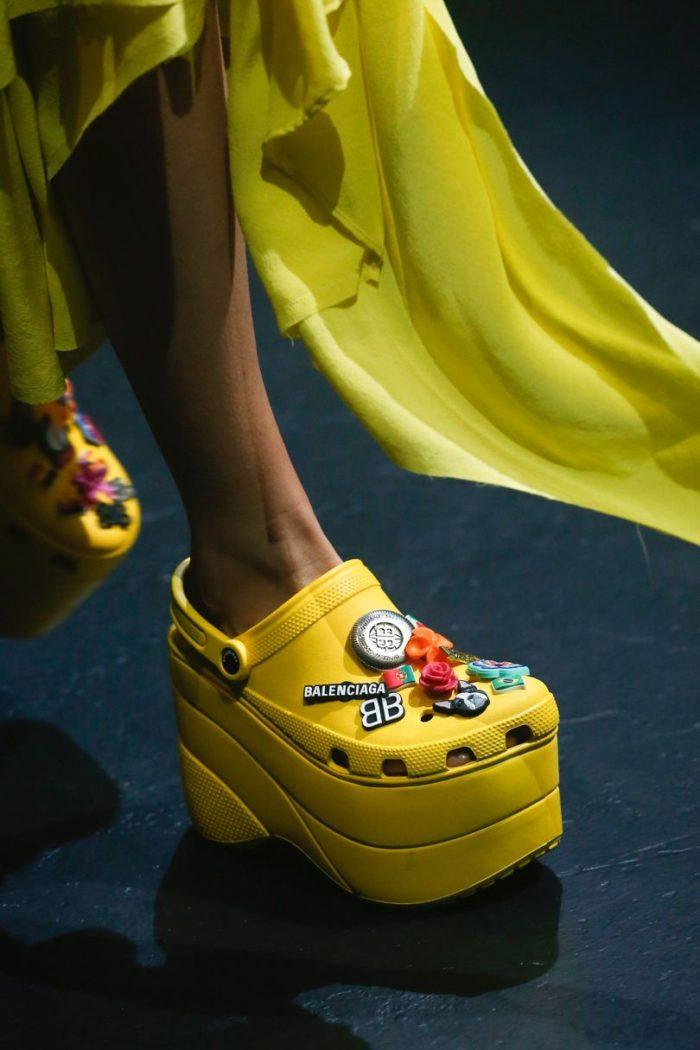 Balenciaga x Crocs 2018 S/S 春夏聯名系列「Foam」