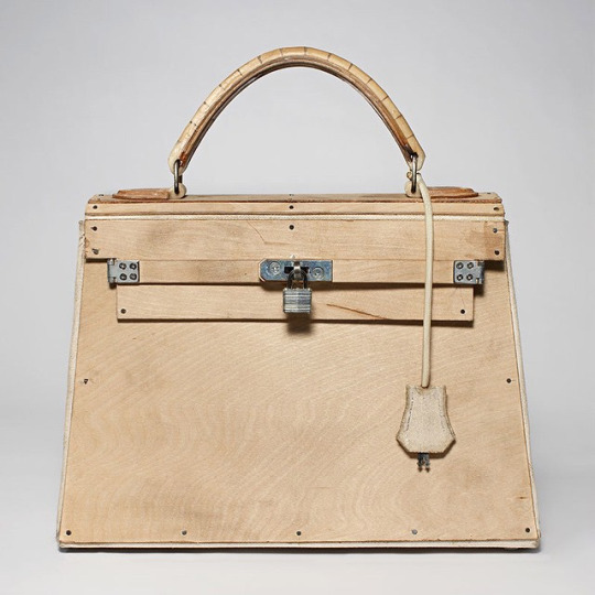 Tom Sachs - Birkin Bag Copy