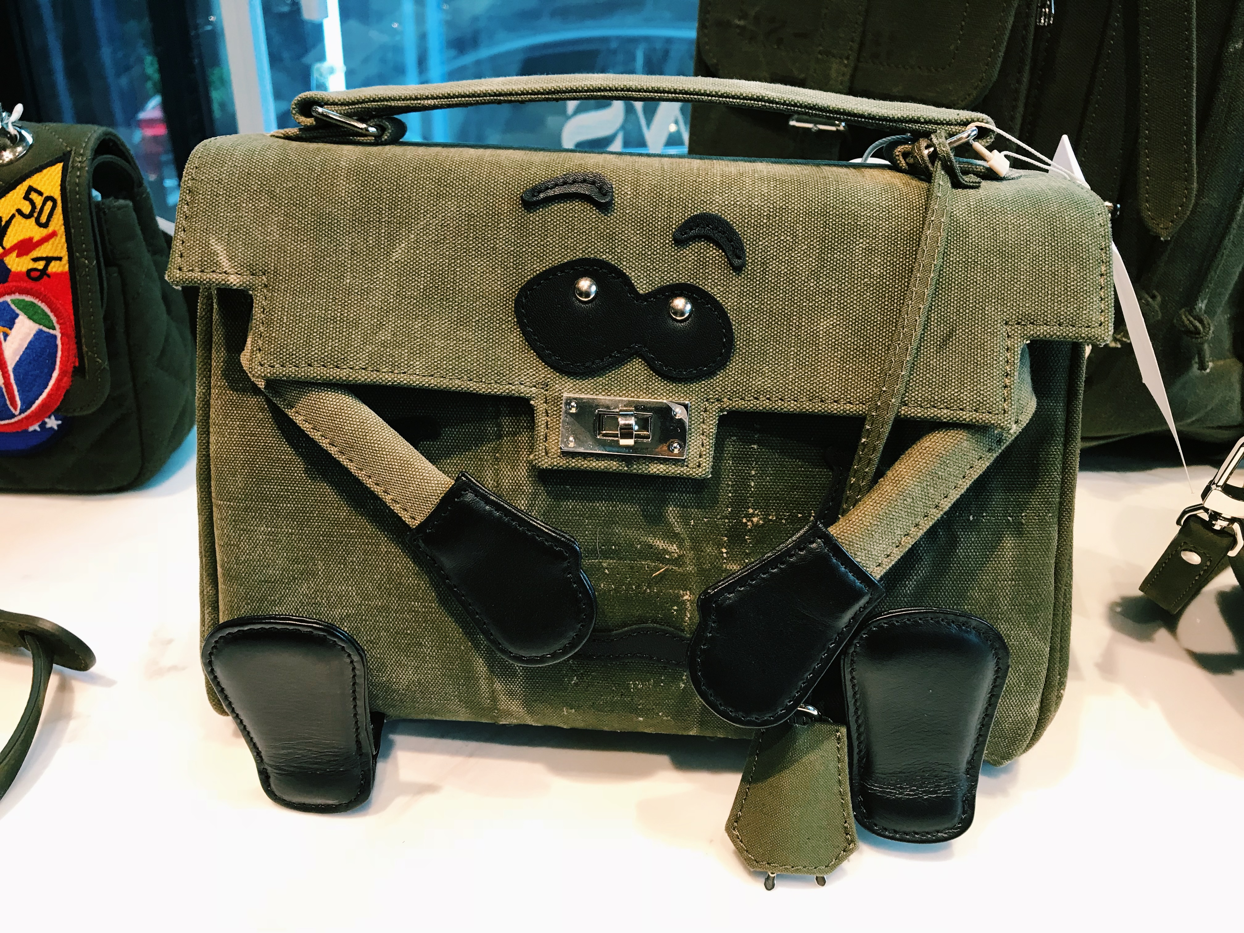 "READYMADE ""MONSTER BAG"""