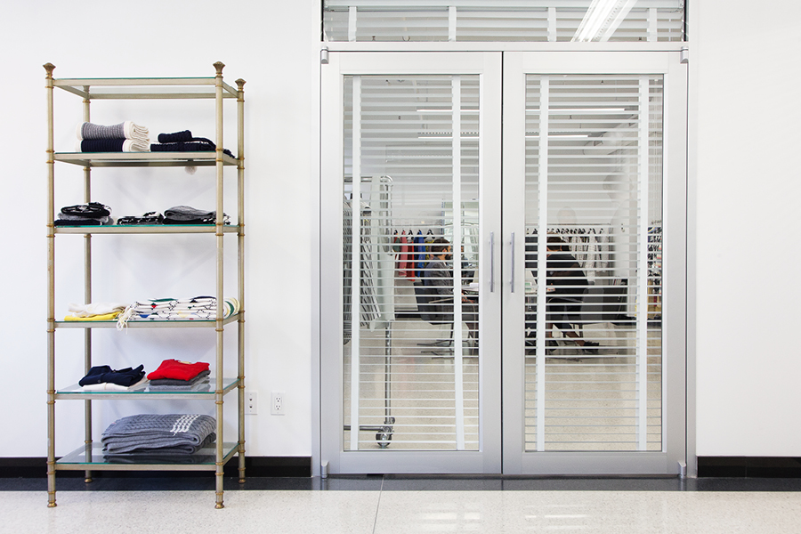 Thom Browne New York Office via Surface