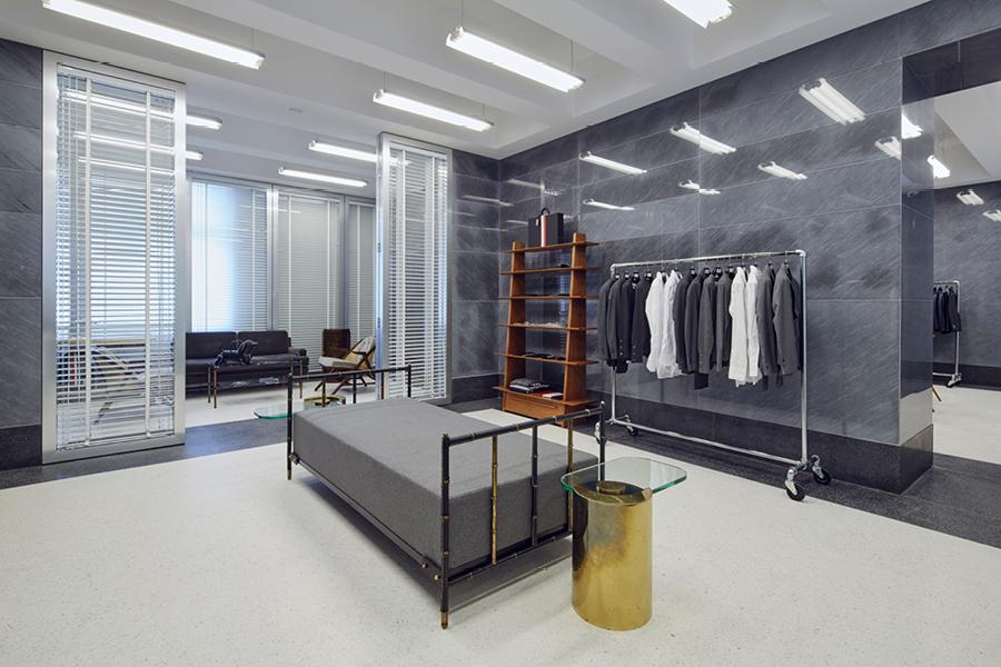 Thom Browne Store Milan